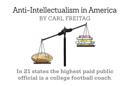 Freitag: Anti-Intellectualism in America