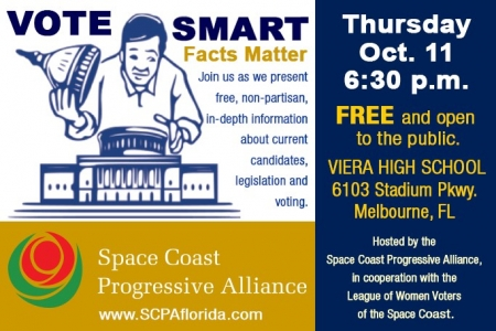 Please Come To -- Vote Smart: Facts Matter Tour