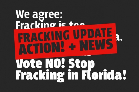 Fracking Florida: Action + News