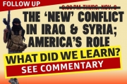 Commentary: 'New' Conflict in Iraq & Syria