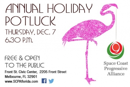 SCPA Annual Holiday Potluck