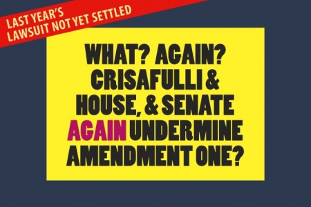 Crisafulli, Gardiner steal from Amendment 1, again!