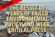 Years of failed policy + press