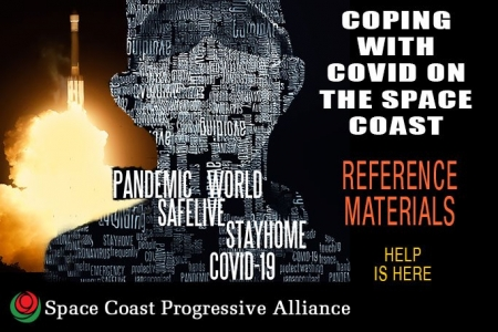 COVID on the Space Coast -- References