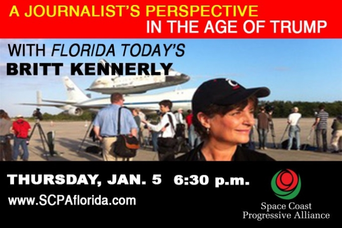 One of Florida Today's leading journalists explores news, newspapers, and the meaning of truth.