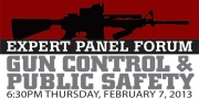 SCPA Gun Control and Public Safety Forum