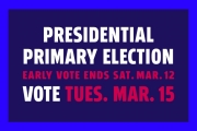 Presidential Primary Election Florida