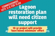 Update: 10-yr Lagoon plan passes 5-0